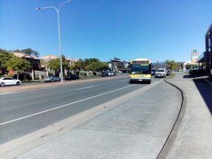 Gold Coast bus